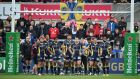 The Clermont Auvergne will be seeking revenge at the Stade Marcel Michelin. Photograph: Charles McQuillan/Getty Images