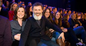 "The Tommy Tiernan Show: the comedian returns with his  ""chat show with a difference"""