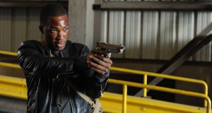 Corey Hawkins in 24: Legacy: his mission is to torture  pesky terrorists out of destroying Our Way of Life ™. Photograph:  Ray Mickshaw/Fox