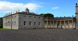 "Russborough House: a  spokesman said the 200-acre estate near Blessington had ""about 105,000 visitors"" in 2016 – a new record. Photograph: Eric Luke"
