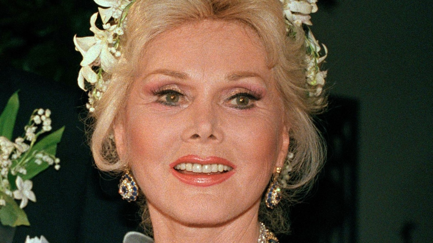 Zsa Zsa Gabor A Girl Must Marry For Love And Keep On Marrying