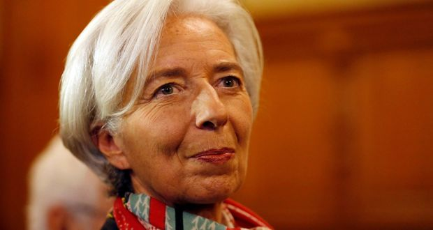 Christine Lagarde found guilty of negligence in state payout