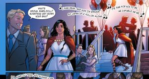 DC's Legend of Wonder Woman:  empowerment in every sense