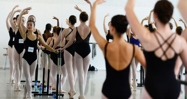 Tears and tutus: The Joffrey Ballet comes to Dublin