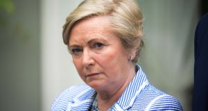 "Tánaiste and Minister for Justice Frances Fitzgerald: will ask the Cabinet to consider ""the status of the Garda associations established under the Garda Síochána Acts and the related question of the constraints on members taking industrial action"". Photograph: Gareth Chaney Collins"