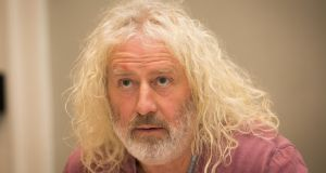 Cerberus got a judgment against the Mick Wallace in January, although the order was stayed for several months. Photograph: Gareth Chaney/Collins