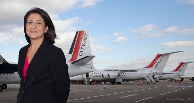Flybe Names Christine Ourmieres Widener As New Ceo