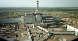 The Chernobyl nuclear power plant in Ukraine, scene of the world's worst nuclear accident in April 1986. Photograph: AP Photo/Efrem Lukatsky/File