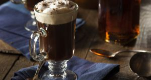 Irish coffee has become a Christmas drink by accident and by design. Photograph: iStock
