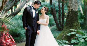 life style people weddings wedding story promised propose within year half
