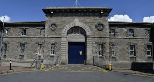 Mountjoy Prison: was down daily about 30-40 posts.  Photograph: David Sleator