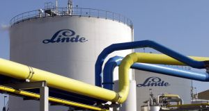 Linde and Praxair are struggling with slower growth in demand from   the manufacturing, metals and energy industries, already leading to consolidation in the industrial gases sector