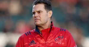 Rassie Erasmus: Munster have to play three consecutive Champions Cup games in January