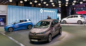 Renault Ireland Ltd saw growth in both new vehicle sales and spare parts in 2015