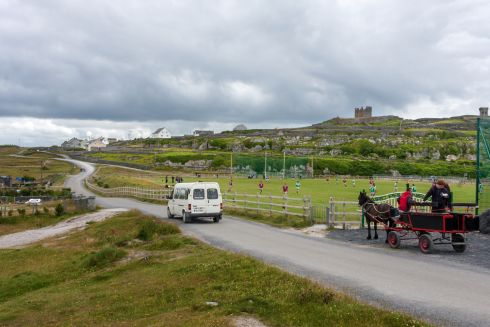 North Galway Football Final, Inis Oirr, Aran Islands.