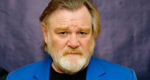 "Brendan Gleeson: ""You do feel that you're all the time being watched. I am uncomfortable with that. But I love this business. And that's the price."" Photograph: Aidan Crawley"