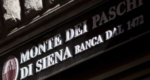 Shares in MPS were suspended   after the bank, Italy's third largest lender by assets, warned that its liquidity levels were deteriorating rapidly