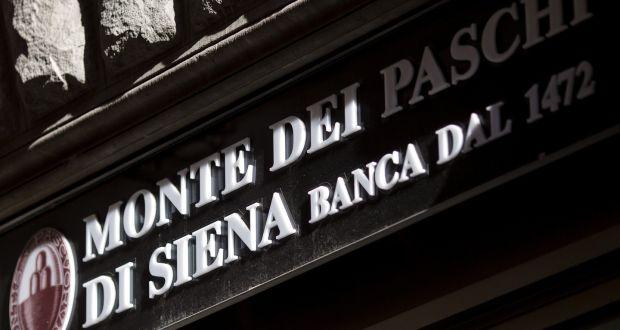 Italy Set To Bail Out Monte Dei Paschi Di Siena