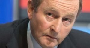 "Enda Kenny's election mantra of ""keep the recovery going"" failed to reasonate with the electorate. Photograph: The Irish Times"