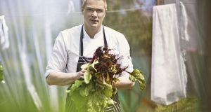 Martijn Kajuiter: the Michelin-starred chef is conducting the Taste of Cliff cooking workshop this month