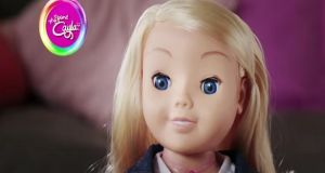 'My Friend Cayla'. US campaigners have lodged complaints over the doll that connects via an app to the internet.