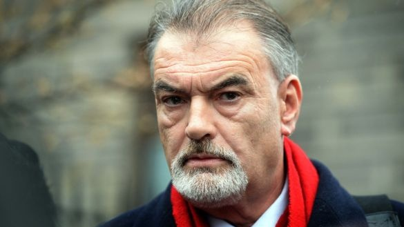 Ian bailey trial in france would not be farce say for Farcical xword