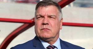 Sam Allardyce could be handed a route back into football after being made the early favourite to replace sacked Crystal Palace manager Alan Pardew. Photo: Nick Potts/PA Wire