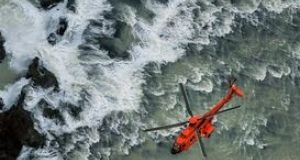 Two RNLI lifeboats and a Dublin Coast Guard helicopter were mobilised.