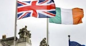 A referendum on Irish unity is allowed for in the Belfast Agreement.