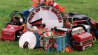 "For decades if not centuries before 2011, Northern Ireland's marching bands – its ""largest community arts sector"", to use Givan's heroic description – managed without any public money.  Photograph: Eric Luke"