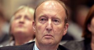 Shane Ross was responding to a strongly-worded attack on the company in the Dáil  Richard Boyd Barrrett. Photograph: Matt Kavanagh