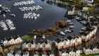 Many people believe they live further away from potential flood risk areas than is actually the case, a new Irish study has found. Photograph: Brenda Fitzsimons/The Irish Times.