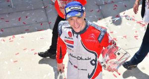 Kris Meeke, Citroen's lead driver for2017 and at the heart of the development of the new C3 WRC. For the Dungannon-born driver, 2017 could represent his best chance of a tilt at the title