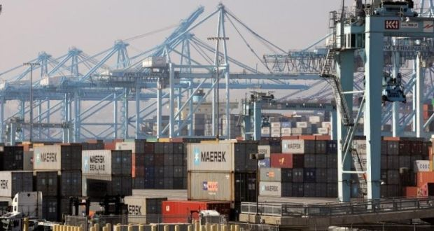 US goods trade deficit widens