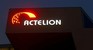 Under the proposed deal  Actelion shareholders could  benefit further financially from Actelion's R&D pipeline. Photograph: Reuters