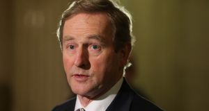 Taoiseach Enda Kenny has said voters will not be going back to the polls in 2017. Photograph: Niall Carson/PA Wire