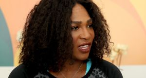 Serena Williams: regarded as one of the greatest tennis players of all time. Photograph: Matthew Stockman/Getty Images