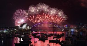 New Year's Eve at home and abroad