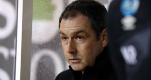 Bayern Munich have confirmed Paul Clement is to hold talks with Swansea City over the managerial vacancy at the Liberty Stadium. Photograph: PA/Martin Rickett