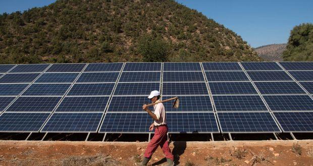 Solar power cheaper than coal as prices keep falling