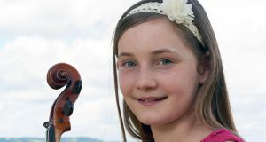 Pianist, violinist, opera composer: Alma Deutscher,  11, who was able to read music before she could read words
