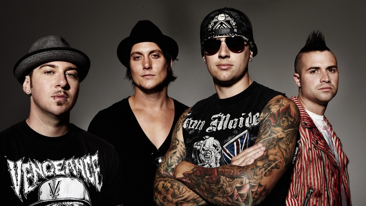 Avenged Sevenfold On Storming The Stage And Surviving Trump