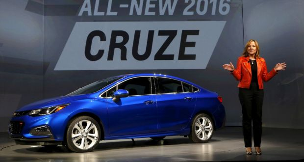 Gm Chief Executive Mary Barra Will Be Among Business Leaders Giving Donald Trump Advice On