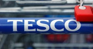 The Employment Appeals Tribunal has ordered Tesco's Irish arm to pay former security manager Alan McNally €18,000. Photograph: PA