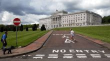The annual loss from RHI, at just under £25 million (€29m), is mundane by Stormont standards. Photograph: Paul Faith.