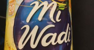 "MiWadi: ""We were somewhat unsettled by how pronounced the artificial sweeteners were."""