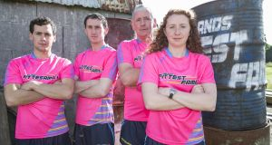 Being Ireland's fittest family: how did they do that?