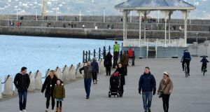 Save our Seafront claims November's decision by An Bord Pleanála restricted the size of ships but left open the possibility of Dún Laoghaire harbour being usurped by cruise liners. Photograph: Eric Luke