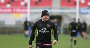Ulster captain Rory Best is among those returning for their clash with Scarlets in the Pro12. Photo: Inpho