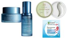 Luxury creams - and cheap fixes - for dry January skin
